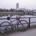 自転車移動