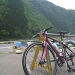 鯛焼きサイクリング