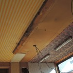 天井の上に天井