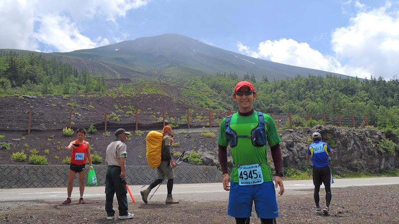 第66回富士登山競走(五合目コース)レースレポート