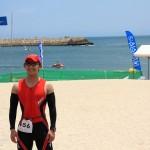 第15回宮崎シーガイアトライアスロン大会2013レースレポート