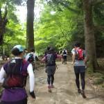 弥山トレイルセッション