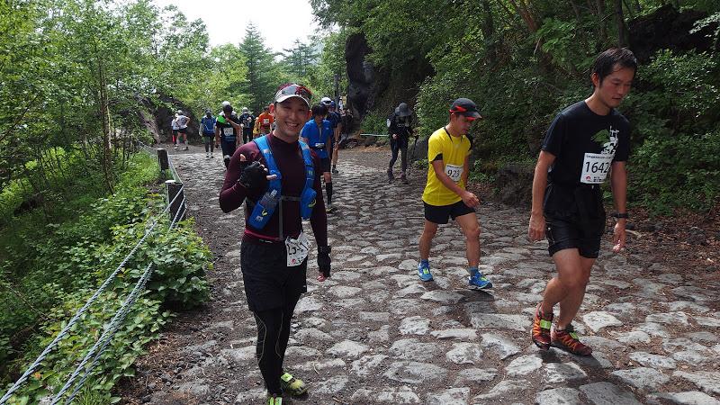 第67回 富士登山競走(山頂コース) レースレポート