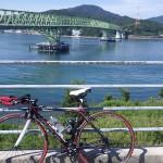 のんびりサイクリング