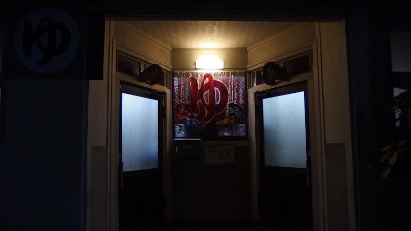 柳井温泉で湯治