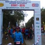 「Vibram Hong Kong 100 Ultra Trail Race」への移動と宿泊