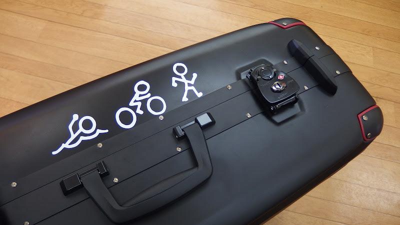 スーツケース新調