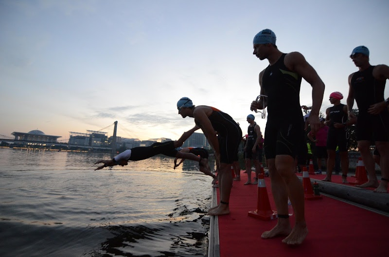 Ironman 70.3 Putrajaya レースレポート