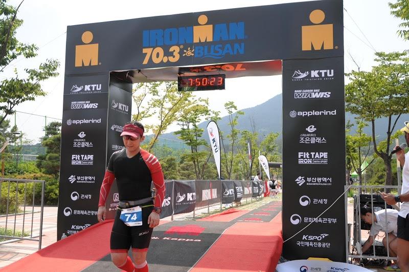 Ironman 70.3 Busan レースレポート