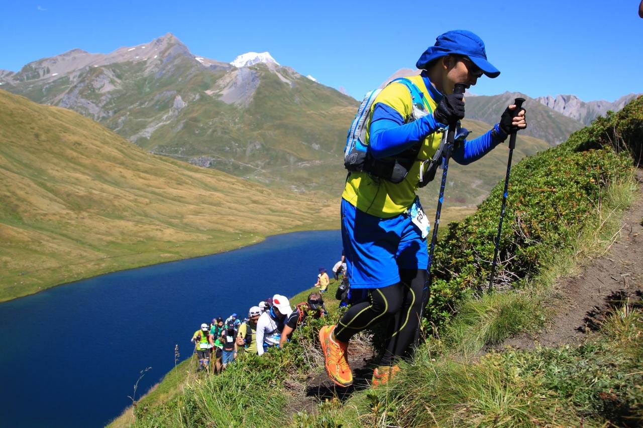 TDS(Sur les Traces des Ducs de Savoie) レースレポート