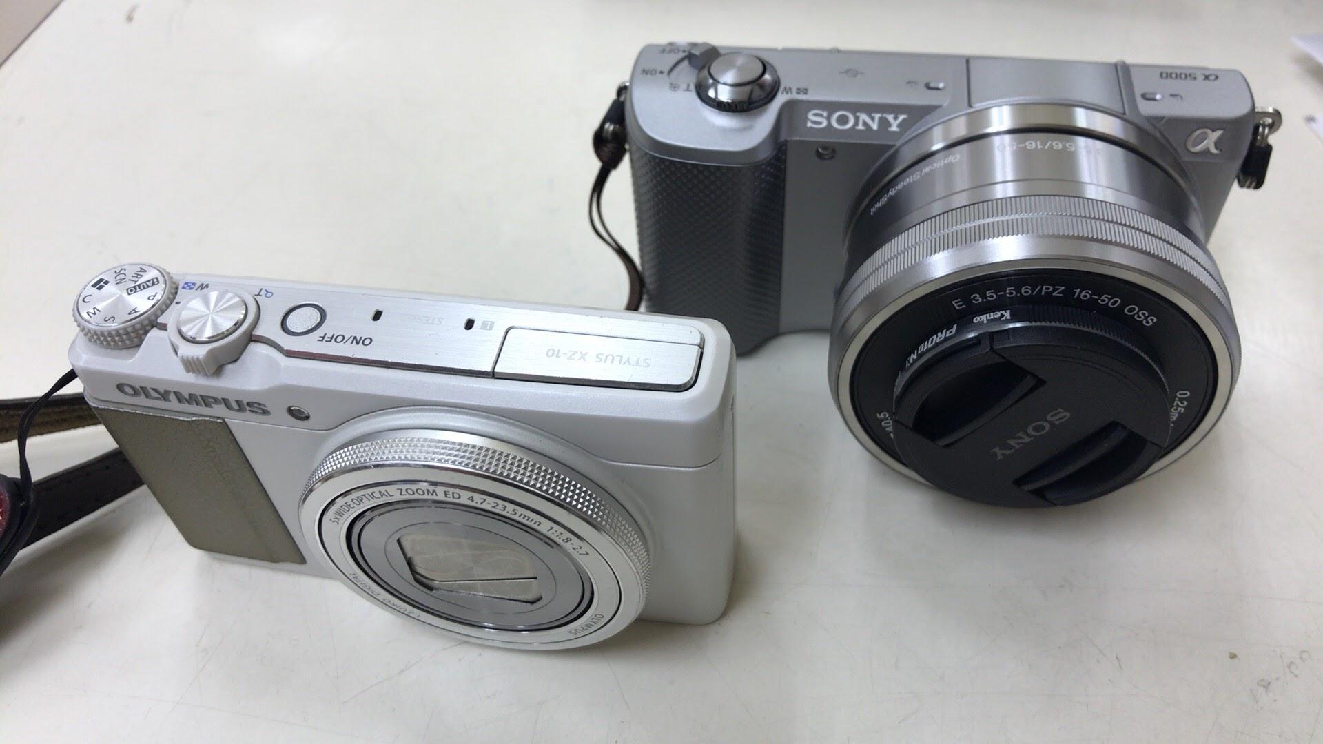 カメラ変更