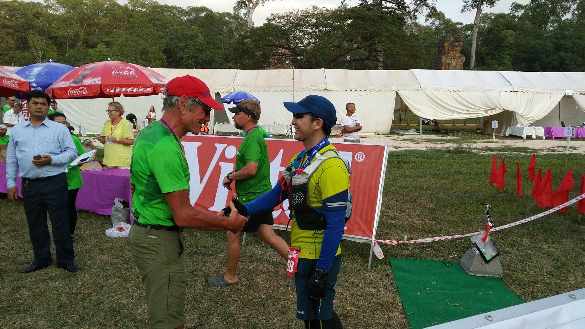 「 Ultra-Trail d'Angkor(Bayon Trail Angkor) 2017」費用計算