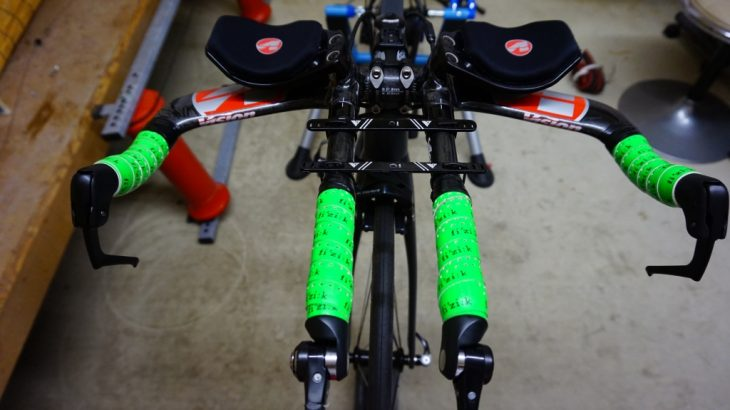 TTバイク開始